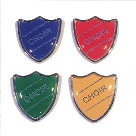 CHOIR badge